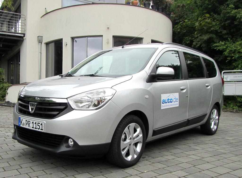 Auto im Alltag: Dacia Lodgy