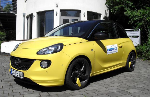 Auto im Alltag: Opel Adam