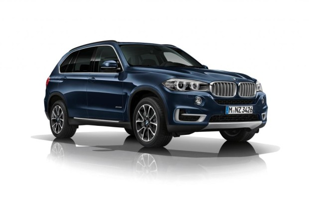 BMW Concept X5 Security Plus - Rollende Burg