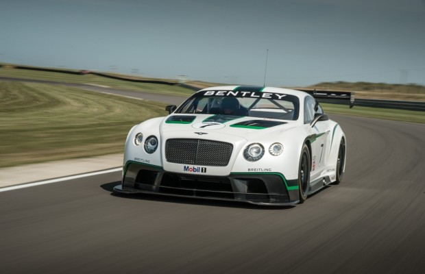 Bentley kehrt in Abu Dhabi zurück in den Motorsport