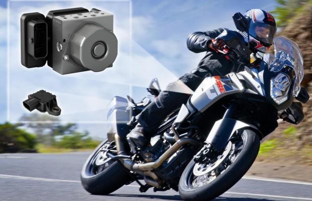 Bosch entwickelt Motorrad-Stabilitätskontrolle