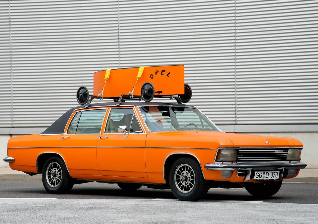Creme 21: Opel mag's orange