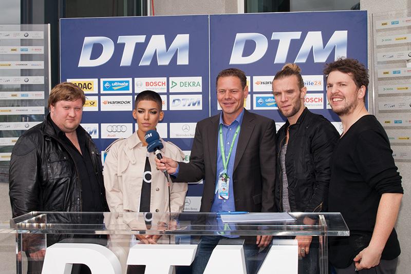 DTM 2013: 8. Lauf in Oschersleben - Zweiter Saisonsieg von Augusto Farfus