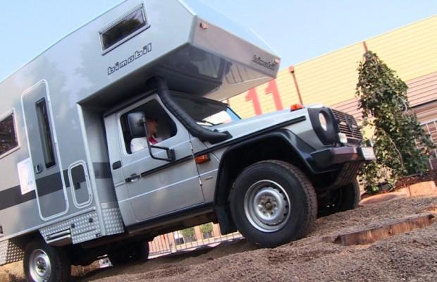 DTM-Fahrer Mike Rockenfeller pilotiert bald Wohnmobil