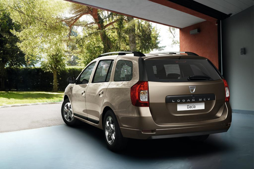 Dacia Logan MCV: Viel Platz für wenig Geld