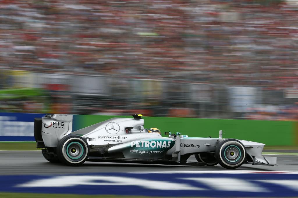 Daimmler F1