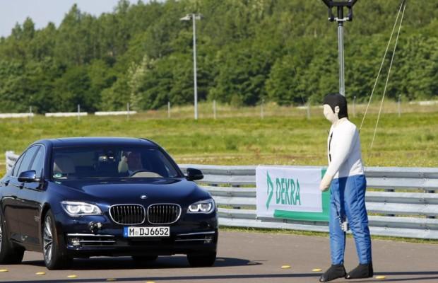 Dekra: Tests für hohen Fußgängerschutz in Klettwitz