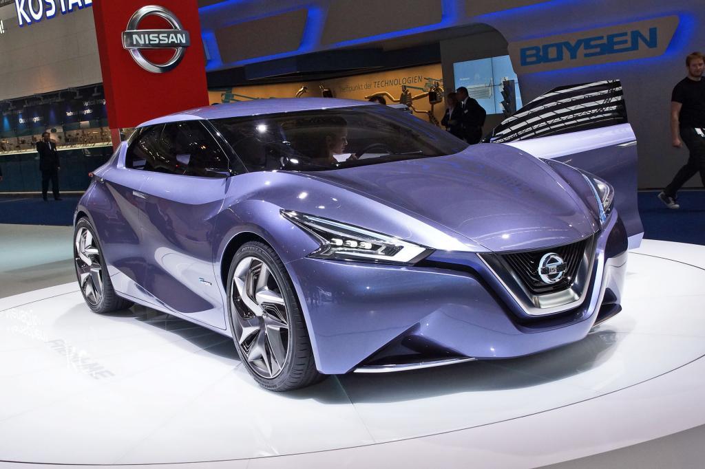 Der Nissan Friend Me weist auf eine kommende Limousine der Marke hin
