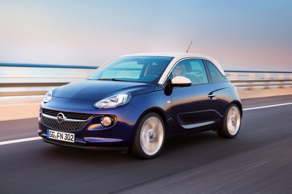 Der Opel Adam erhielt vier von fünf möglichen Sternen