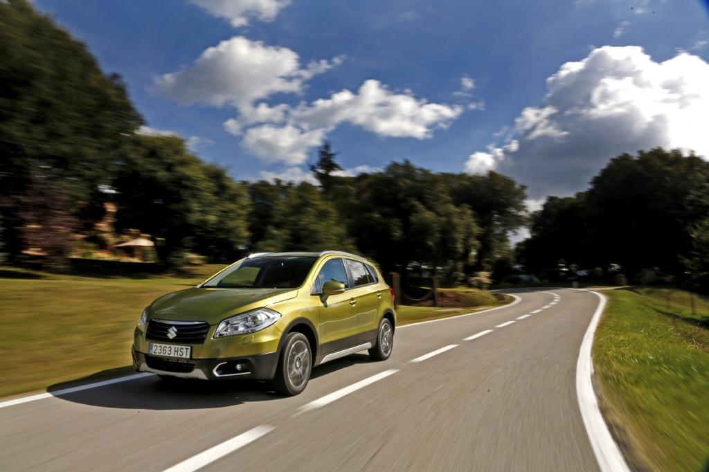 Der Suzuki geht stark verändert in die zweite Generation