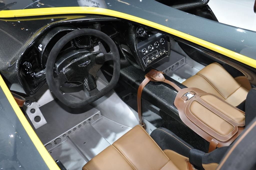 Die Sportwagen-IAA - Willkommen in der Leistungs-Gesellschaft