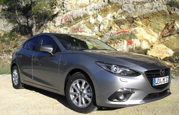 Drittes Skyactiv-Modell: Mazda liefert 3er-Neuauflage noch ab Oktober aus