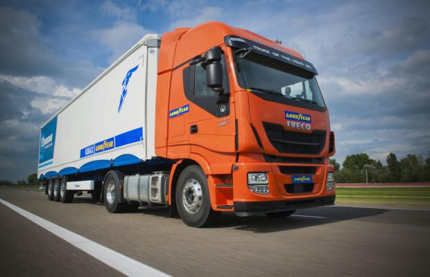 EU-Reifenlabel gewinnt bei Spediteuren an Einfluss