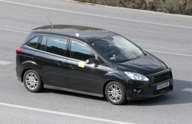 Erwischt: Ford C-Max Facelift