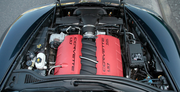 Fahrbericht Chevrolet Corvette 427: Finales Bollern aus 427 Kubik-Inch