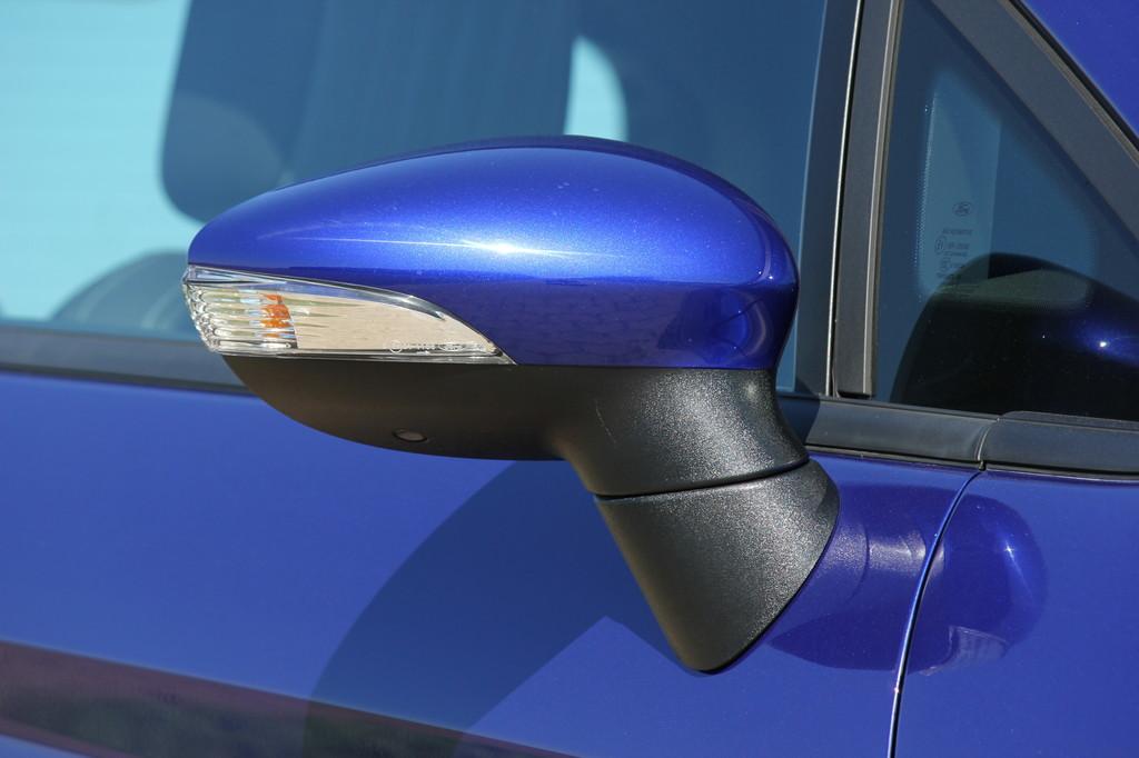Fahrbericht Ford Fiesta ST: Serpentinenzirkel