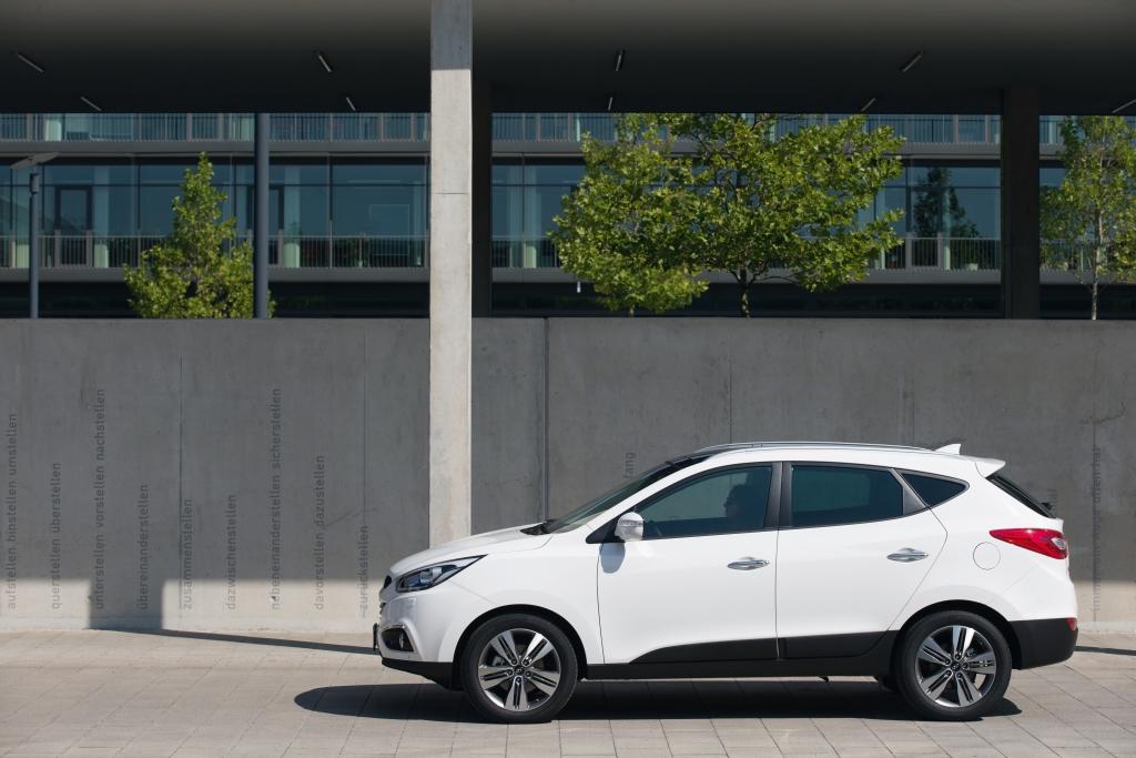 Fahrbericht: Hyundai ix35 - Fein verbessert