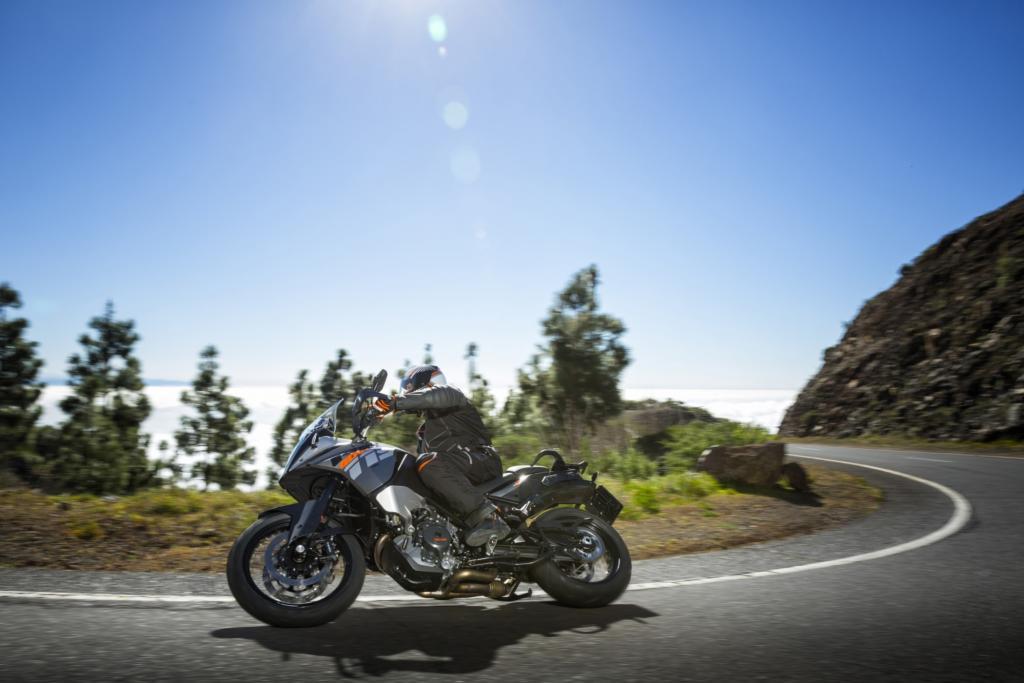Fahrbericht: KTM 1190 Adventure - Für die Reise und den Sprint
