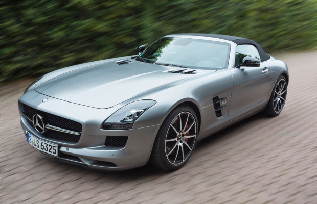 Fahrbericht Mercedes SLS AMG GT Roadster: Super plus