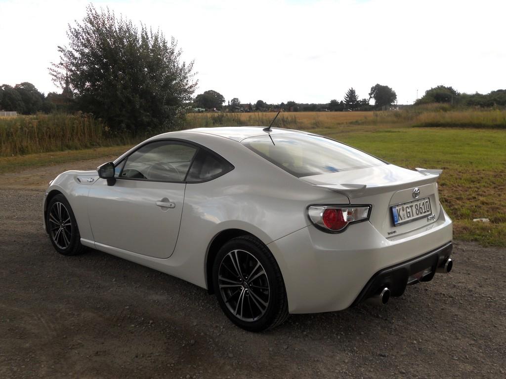 Fahrbericht Toyota GT86: Sportwagengenuss für rund 30 000 Euro