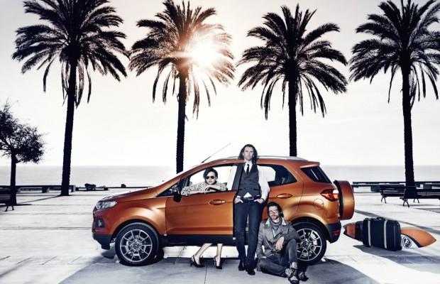 Ford Ecosport kommt über Facebook