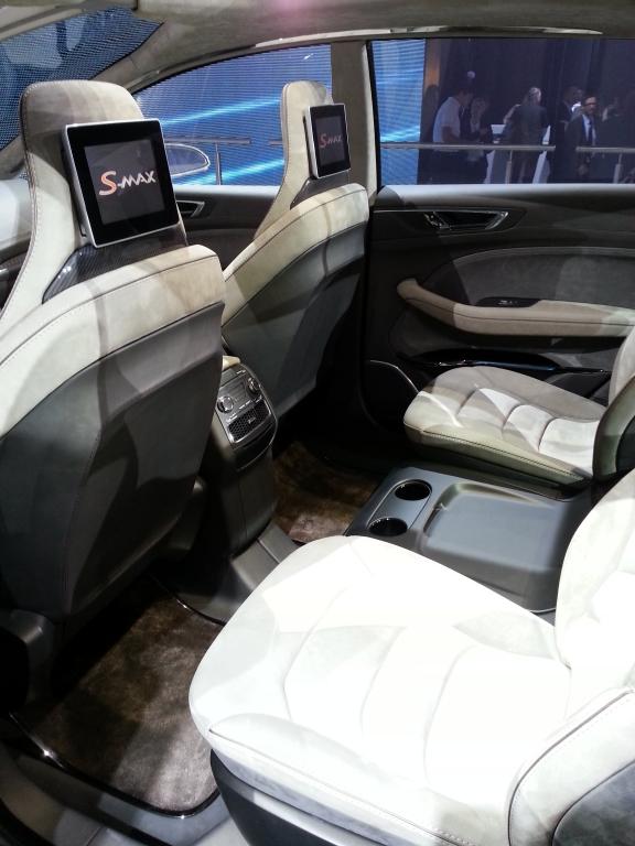 Ford S-Max Concept - Familien-Van fürs Sportler-Herz