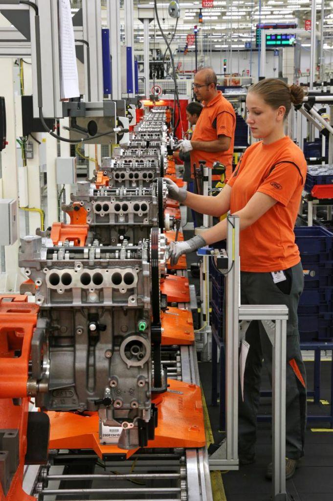 Ford verdoppelt Dreizylinder-Produktion