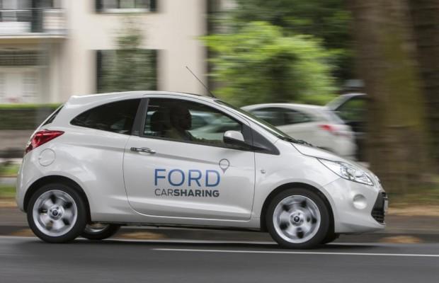 Ford weitet Carsharing-Angebot aus