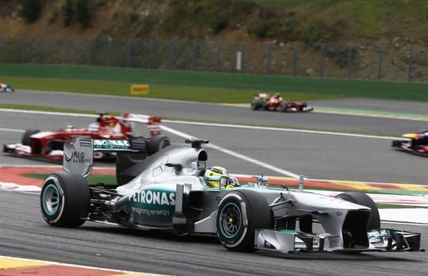 Formel 1: Ein Kilometer kostet 800 Euro