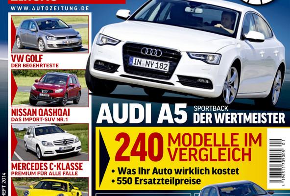 GTÜ-Gebrauchtwagenreport: Deutsche Autos sind die besten
