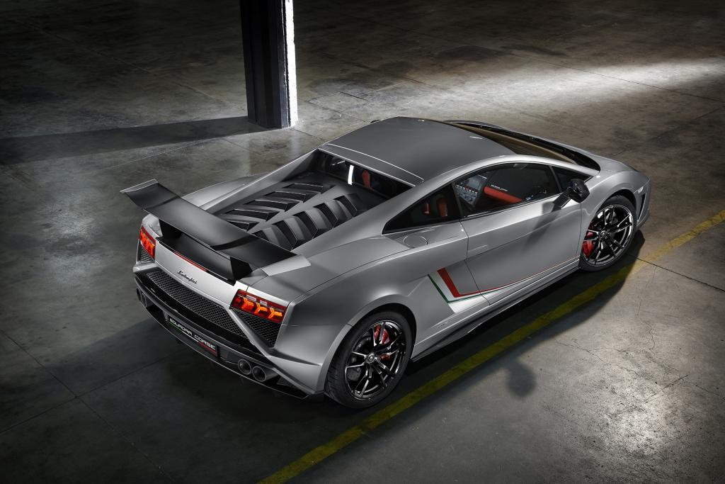 Gallardo LP 570-4 Squadra Corse: Lamborghinis neuer