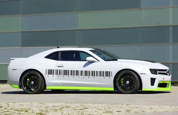 Geigercars: Camaro für 338 km/h