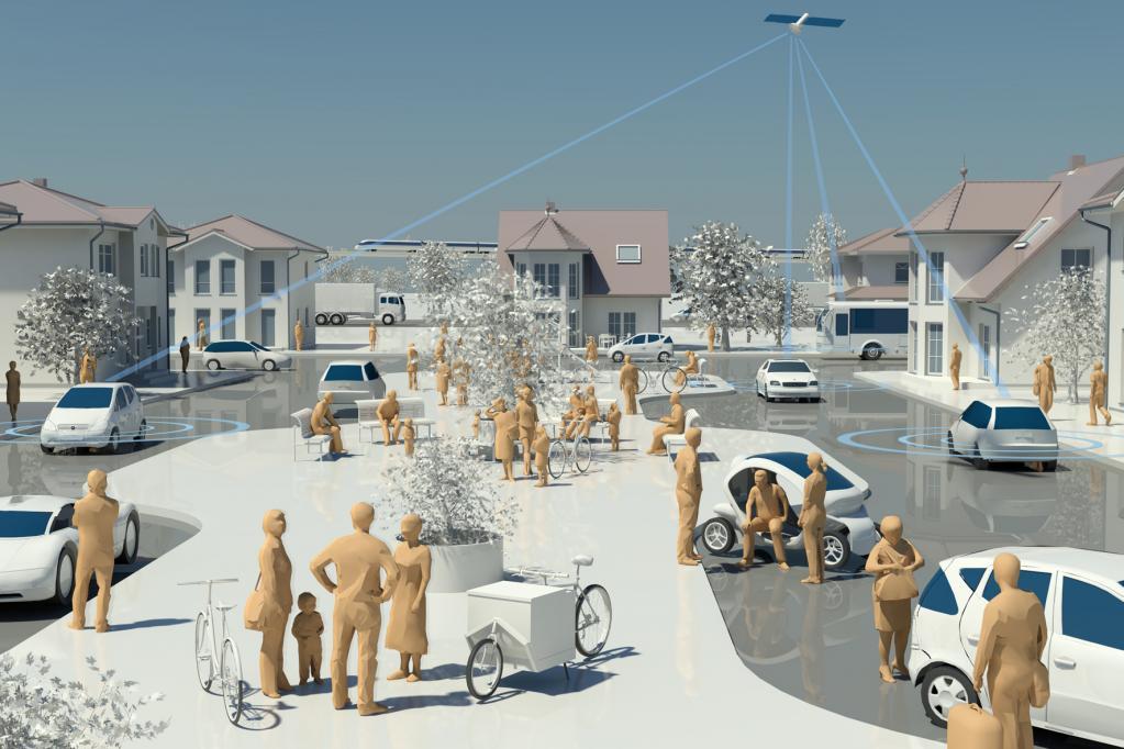 Gesellschaftlicher Dialog vor Start des autonomen Fahrens