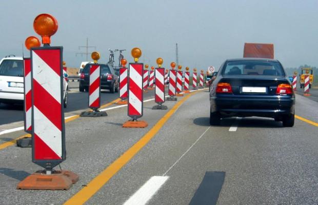 Geteilte Haftung bei Verkehrsunfall in Baustelle