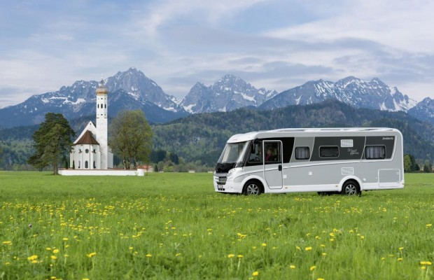 Historischer Spitzenwert bei Reisemobil-Neuzulassungen