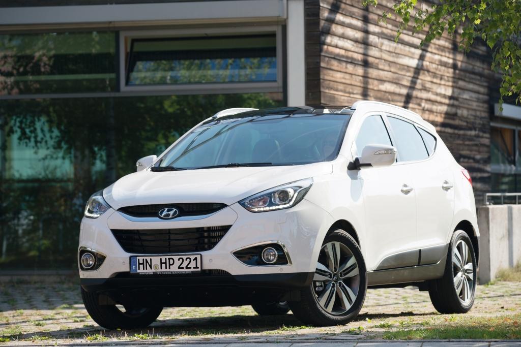 Hyundai ix35 - Fein verbessert