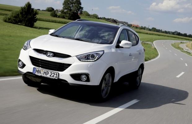 Hyundai ix35 mit neuem Top-Benziner