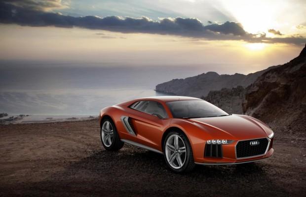 IAA 2013: Audi Nanuk Quattro Concpet - Nanu, ein Zehnzylinder!