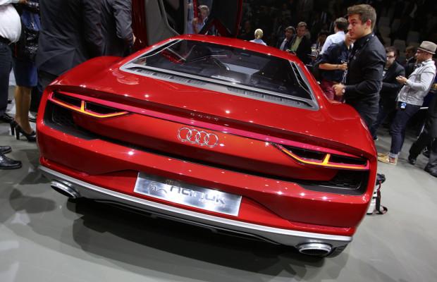 IAA 2013: Audi Nanuk ist auch bei der Lenkung Quattro