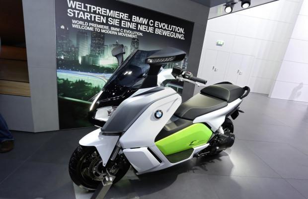 IAA 2013: BMW C Evolution rollt 2014 auf den Markt