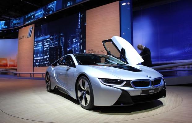 IAA 2013: BMW i8 - Der revolutionärste BMW aller Zeiten