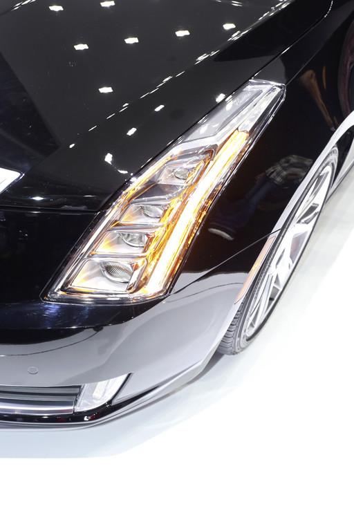 IAA 2013: Cadillac-Stromer wird bald ausgeliefert