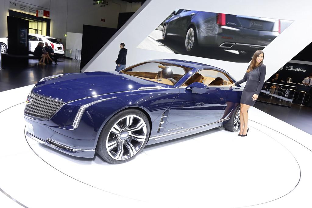 IAA 2013: Concept Cars - Auf Urlaub von der Wirklichkeit