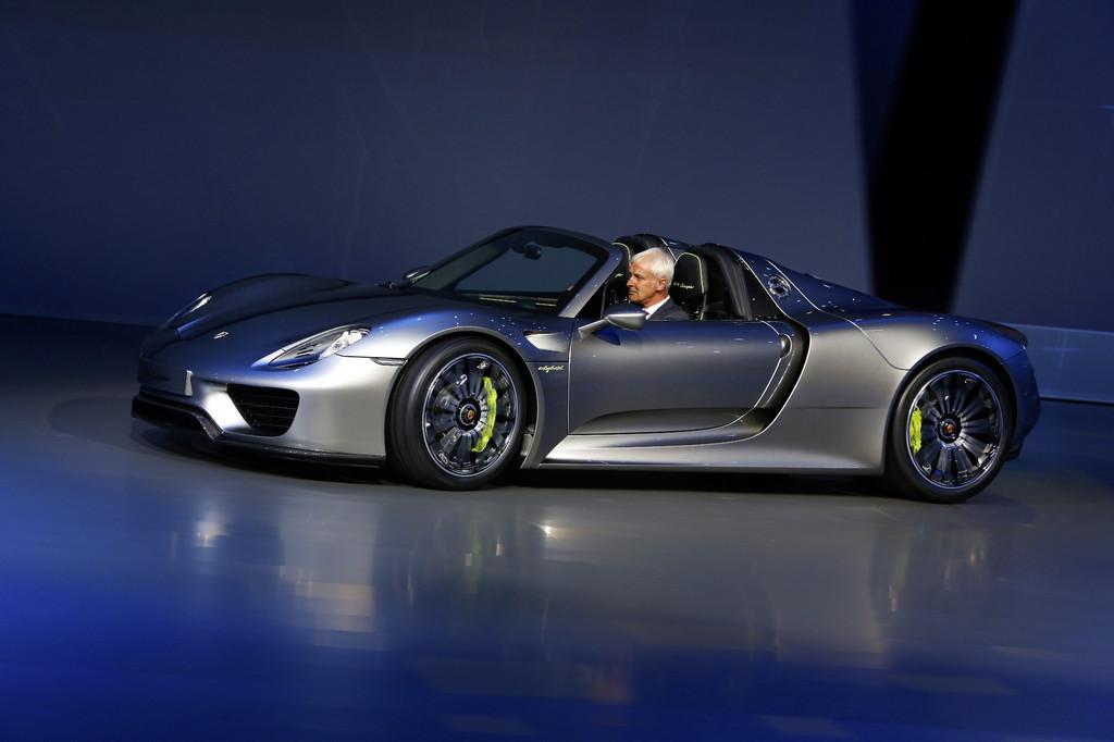 IAA 2013: Der VW-Konzern fährt schon am Vorabend auf