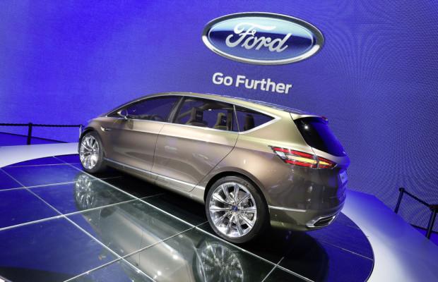 IAA 2013: Die Zukunft des Ford S-Max