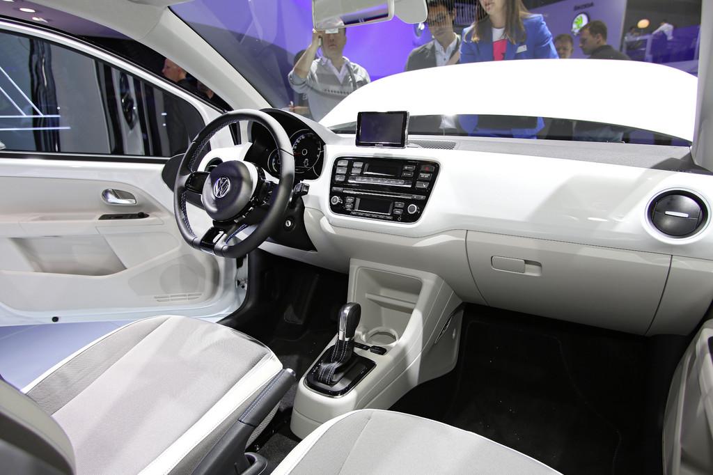 IAA 2013: Doppel E bei Volkswagen