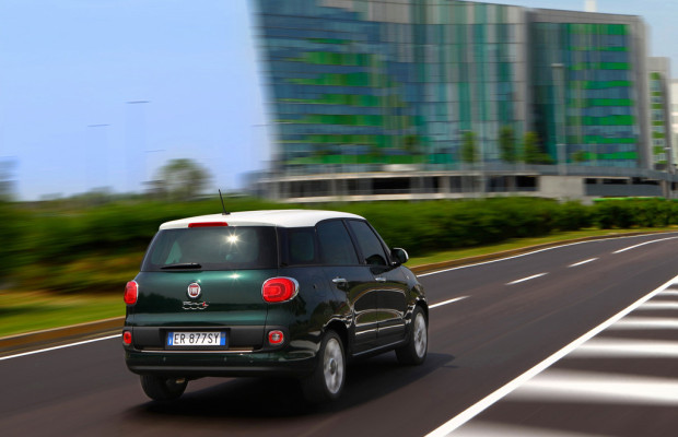 IAA 2013: Fiat 500L Living ab 14. September zu haben