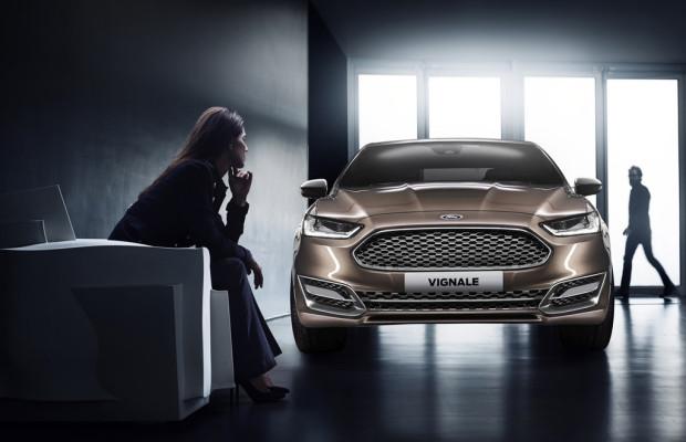 IAA 2013: Ford Vignale – Exklusivität ab 2015