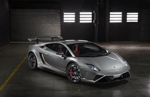IAA 2013: Gallardo LP 570-4 Squadra Corse: Lamborghinis neuer