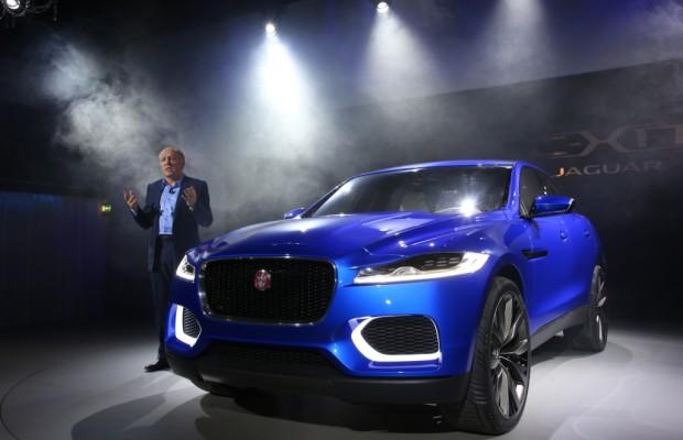 IAA 2013: Jaguar begibt sich auf neues Terrain